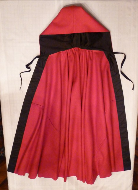 1770-1800 reproduction cloak