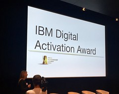 IBM Digital Activation Award