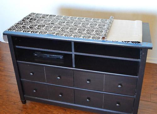 Ilovetocreate Blog Temporary Furniture Makeover