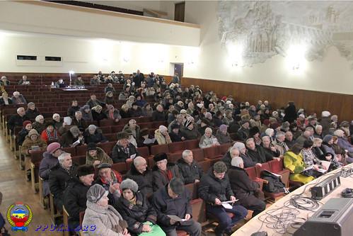 Конференция Светловодской городской организации Партии Пенсионеров Украины 28 января 2014 г. (11)