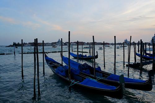 Gondola. Venice. Italy