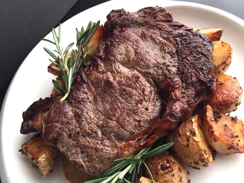 Rosemary Steak3
