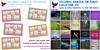 [ free bird ] Personal Mantra Pin Board Spring Edition Gacha & FFA