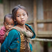 Siblings - Euperching, Laos