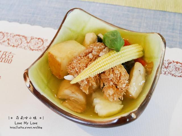 文山區老泉里全素無菜單料理推薦青靜緣蔬食餐廳 (13)