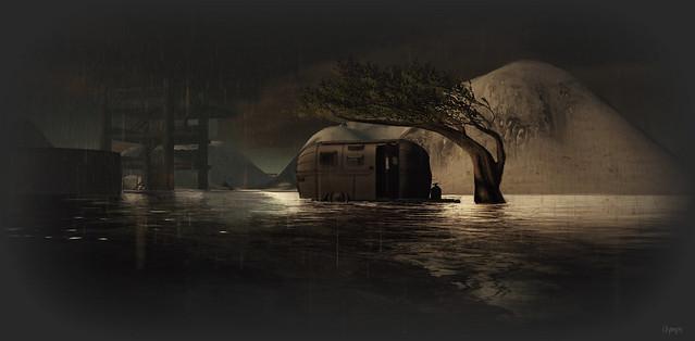Furillen sous les eaux