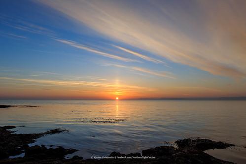 ocean sky seascape clouds sunrise canon iceland arctic canonef1635mmf28liiusm photoguide canoneos5dmarkiii kjartanguðmundur