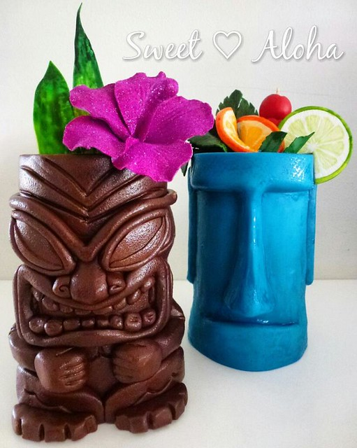 Sarah Perrins... 'Cheeky Tiki' of Sweet Aloha