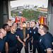 2016_06_16 départ Fakellaf - course flambeau - 125e anniversaire sapeurs pompiers