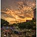 Sunset @ Paya Labar by wsboon