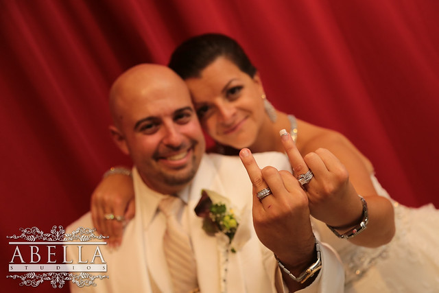Christina & Anthony's NJ Wedding (Step & Repeat)