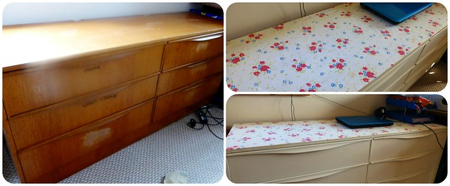 Chest of Drawers revamp