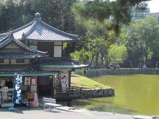 Sarasawa-ike pond