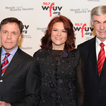 WFUV Gala 2013: Bob Costas, Rosanne Cash and Sam Donaldson