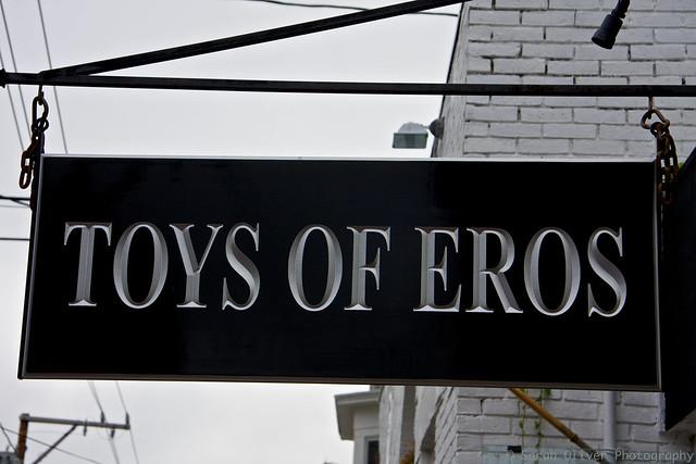 Toys Eros 110