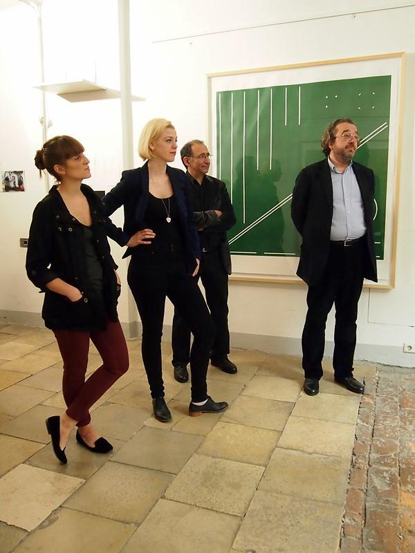 """Salon der Kulturen """"zone 2 - kontra"""""""