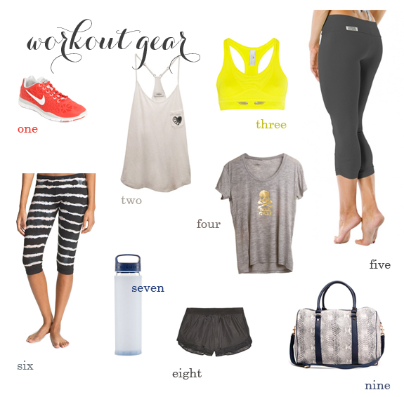 workoutgear