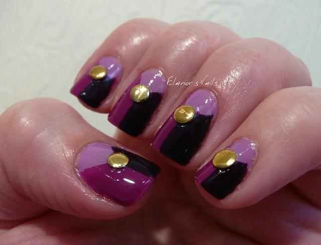 purple tape + studs 1