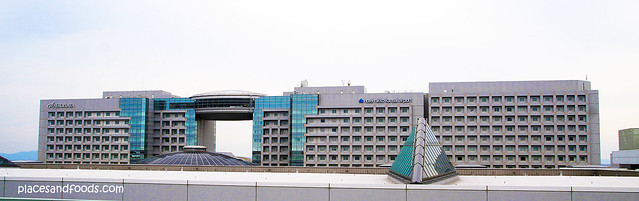 kansai international airport nikko hotel