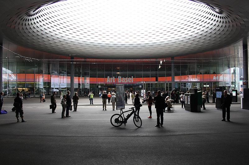 Neue Messe Basel