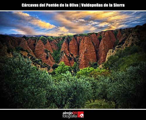Cárcavas de Valdepeñas de la Sierra by alrojo09