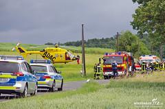 Tödlicher Alleinunfall L3017 Wildsachsen 24.06.13