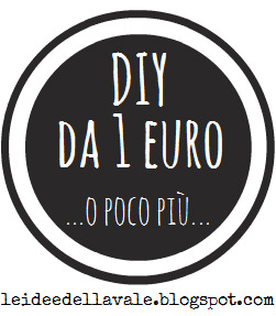 """banner """"DIY da 1Euro"""""""