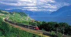 Swiss Flexi Pass na 2 dny