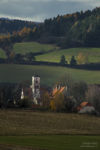 Chateau Zichovice by Zdenek Papes