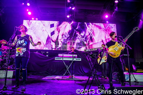 Tegan And Sara - 07-16-13 - Some Nights Tour, Meadow Brook Music Festival, Rochester Hills, MI