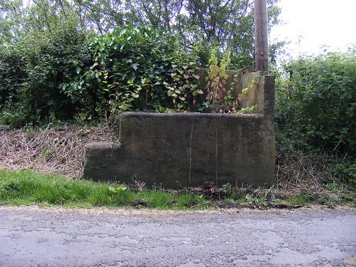 Stondin Laeth, Rhiw-Goch, Llanddeiniol