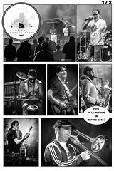 Squal Reggae Band - fête de la musique de Beynes 2013