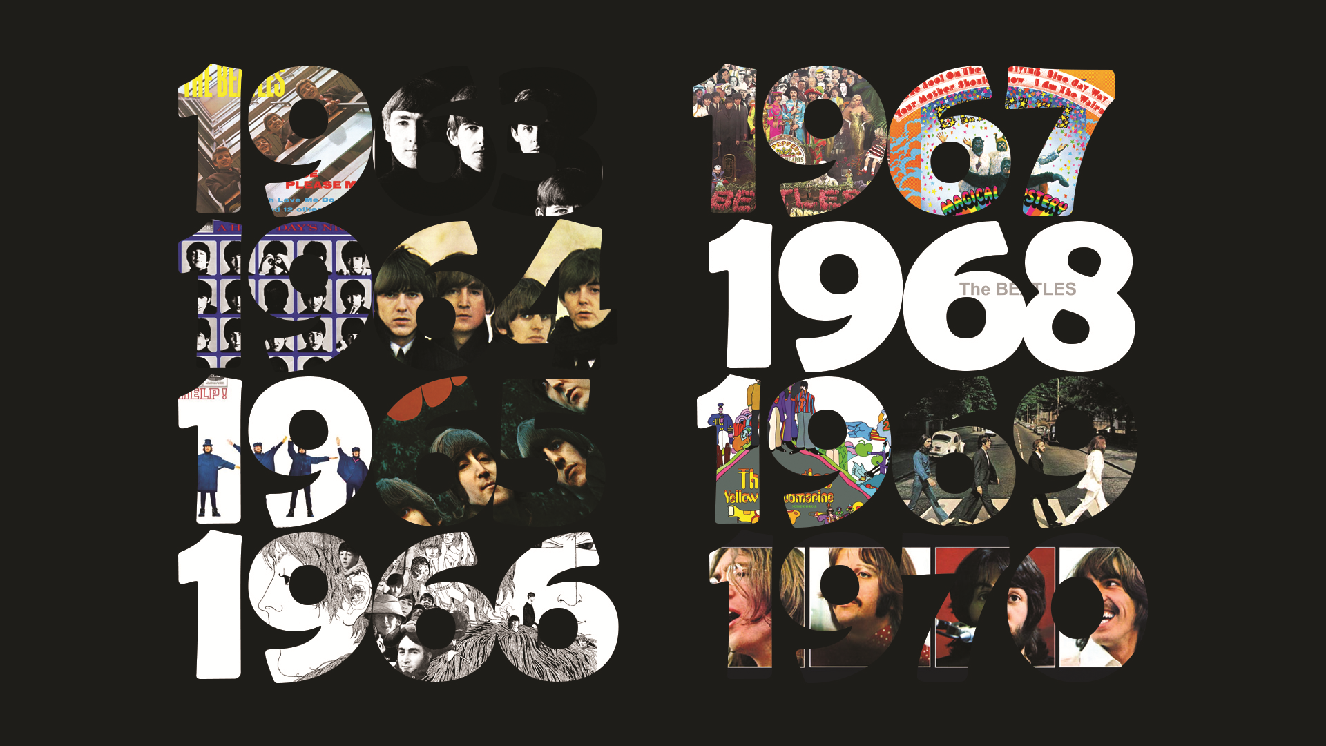 What Are Your Favorite Beatles Desktop Wallpapers