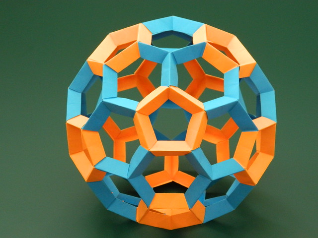 120    Francis Ow s 135degree Unit Buckyball   Flickr