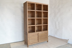 shelving(1.0), shelf(1.0), furniture(1.0), wood(1.0), cupboard(1.0), display case(1.0), bookcase(1.0), cabinetry(1.0),