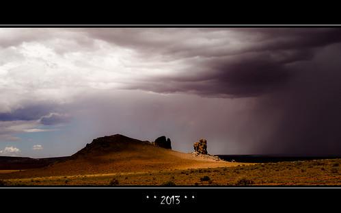 light usa monument landscape utah desert lumière pluie ciel nuage orage