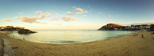 palamos beach