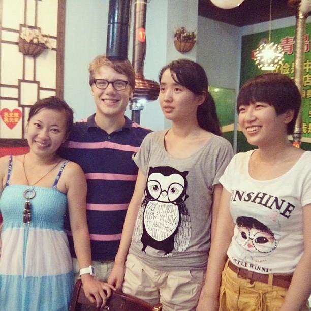 Liang Xi, Thomas, 萌妹子,大师