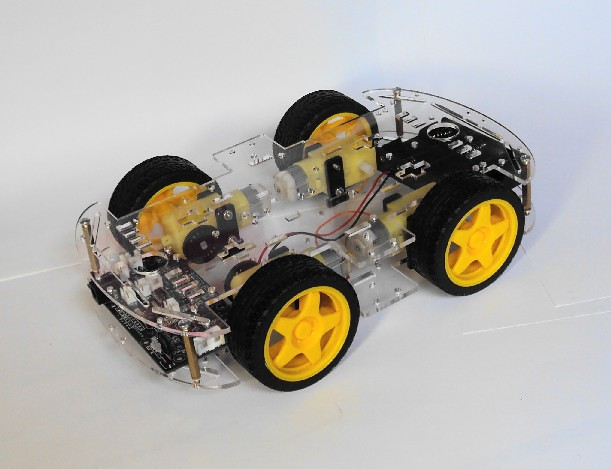 raspberry pi robotic projects pdf