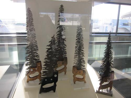saw, trees, art IMG_5811