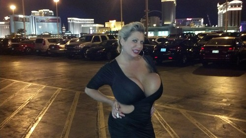 Claudia Marie Big Boobs In Vegas by The Real Claudia-Marie
