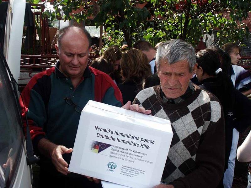 Zimska pomoć 2005.
