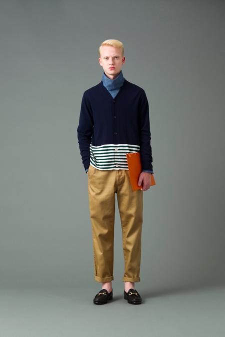 MR.GENTLEMAN AW13_017 Hanno Baumann