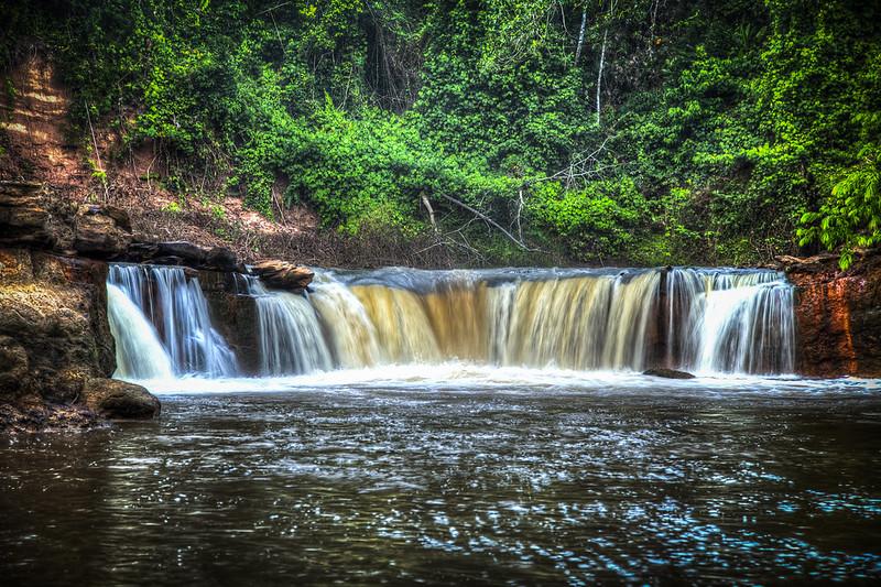 El Gato Waterfall 4