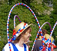 Sowerby Bridge Rushbearing Festival: Hexhamshire Lasses