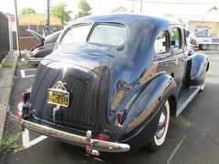 1940 Packard 1804 160 Touing Sedan '18 A 248' 3