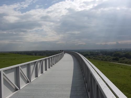 Energieberg Georgswerder - Skywalk
