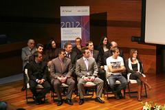 2. Premios Empresariales Fundación FYDE-CajaCanarias 2012