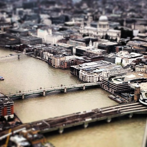 #theview from the #shard #london #england #skyscraper