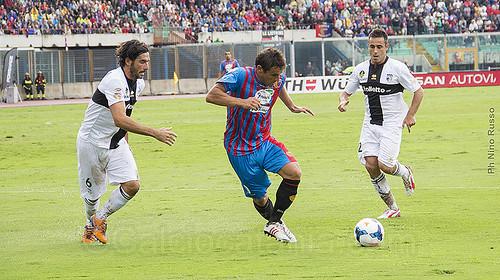 Parma-Catania, le pagelle$